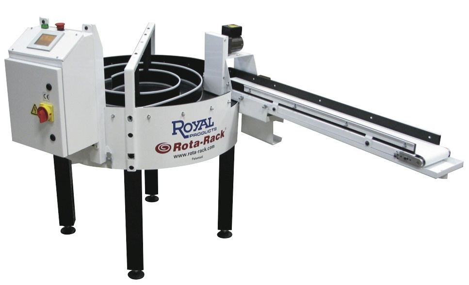 Royal Rota-Rack™ Parts Accumulator